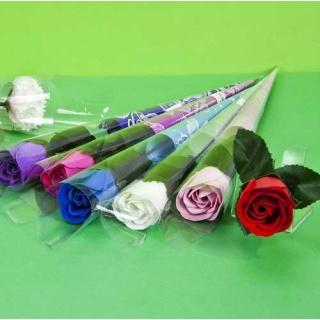 Rosa petalos de jabon surtidos