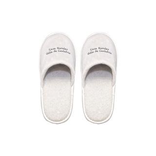 Zapatillas de rizo