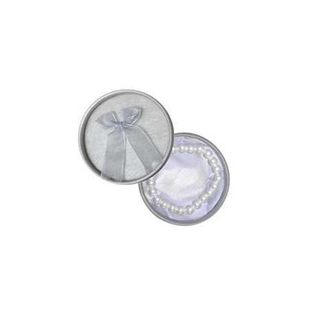 Pulseras perlas + caja