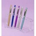 Bolígrafos de colores muelle surtido (precio unidad)