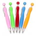 Bolígrafos colores clik bola surtidos (precio unidad)
