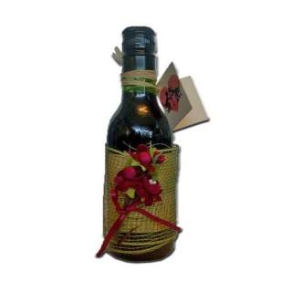 Botellas 1/8 Vino Ribera Duero Decorada (precio unidad)