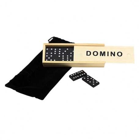 Domino en bolsa regalos boda