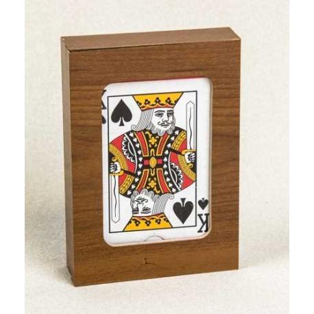 Baraja de poker detalles de boda