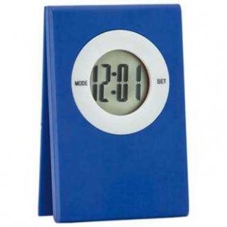 reloj de color azul