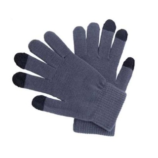 guantes negro para iphone y ipad