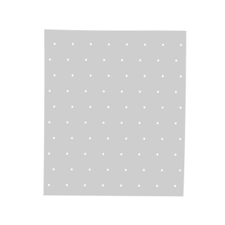 BOLSA DE CELOFAN CON LUNARES BLANCOS 50x75 cm. (Paq. 100 Unds.)
