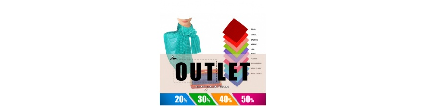 Bodas Outlet Packs Pañuelos y Pashminas