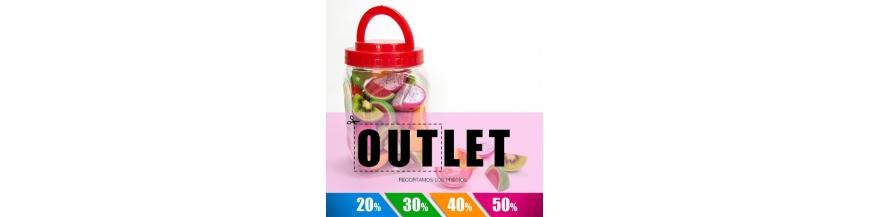 Bodas Outlet Packs Material Escolar Niña