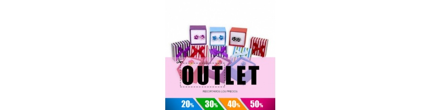 Bodas Outlet Packs Pendientes, Anillos y Broches