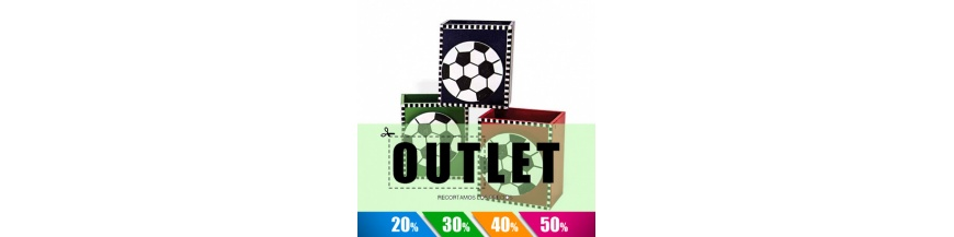 Bodas Outlet Packs Lapiceros y Huchas Niño