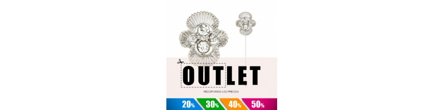 Bodas Outlet Packs Alfileres Mujer