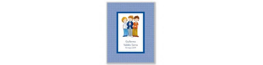 Libro de firmas para celebración infantil